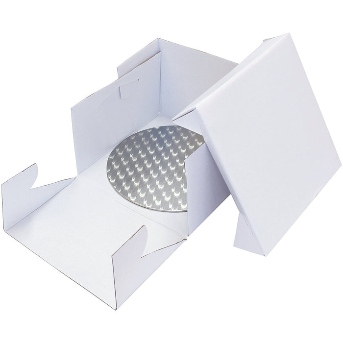 PME Round Cake Card and Box- 10 Inch