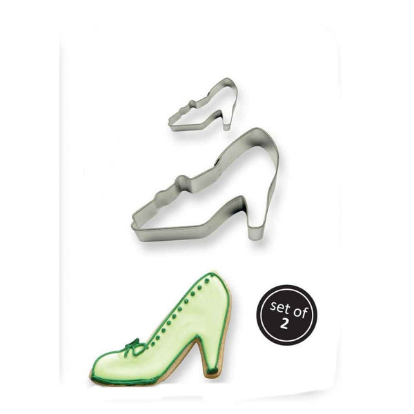 PME High Heel Shoe Cookie Cutters 2 piece