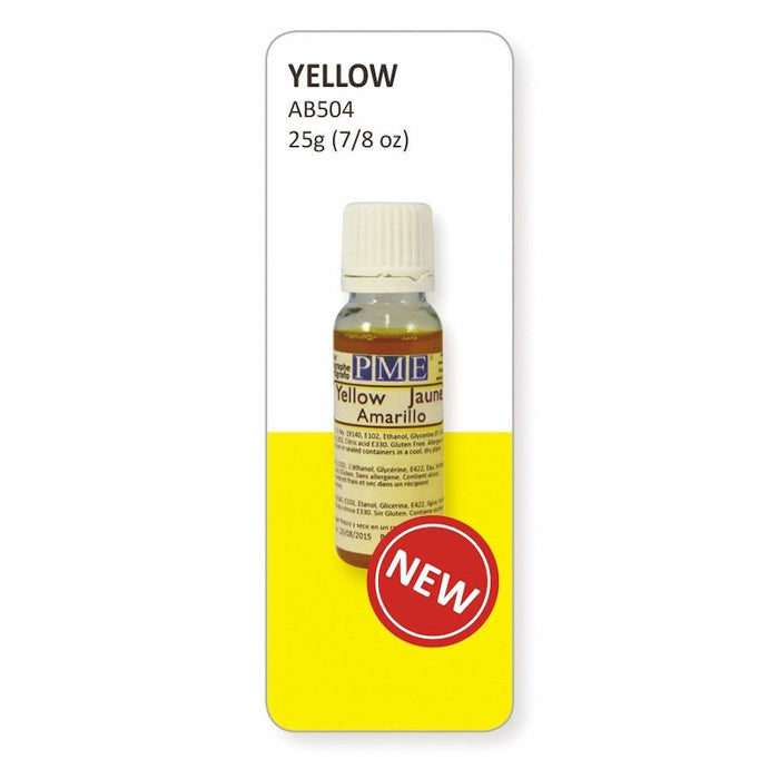 PME Airbrush Colours - YELLOW