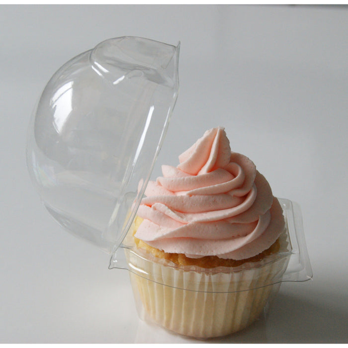 Individual Hinged High Dome Cupcake Pods