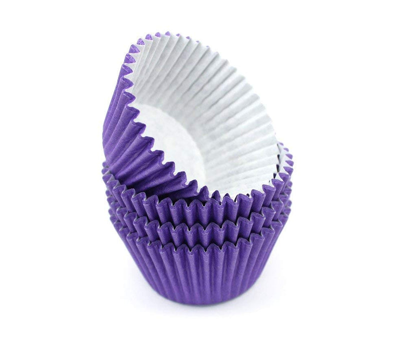 High Quality Baking Muffin/ Cupcake Cases- Purple