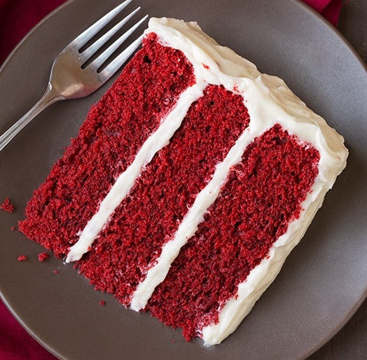 Satin Professional Cake Mix - BULK Red Velvet 12.5kg