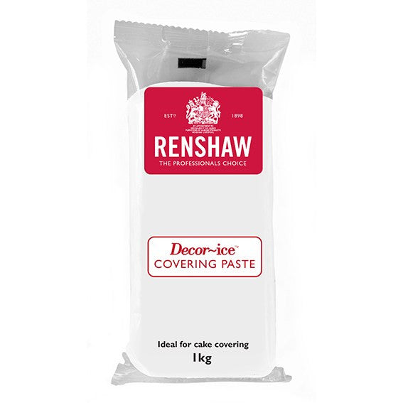 Renshaw Covering Paste White- 1kg