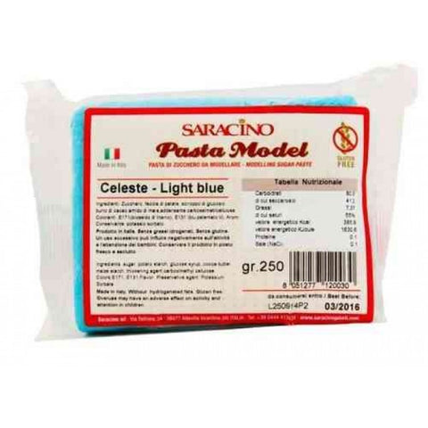 Saracino 250g Modelling Paste- Light Blue