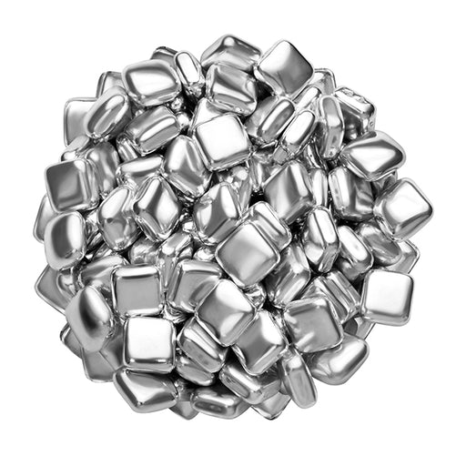 Silver Square Dragrees