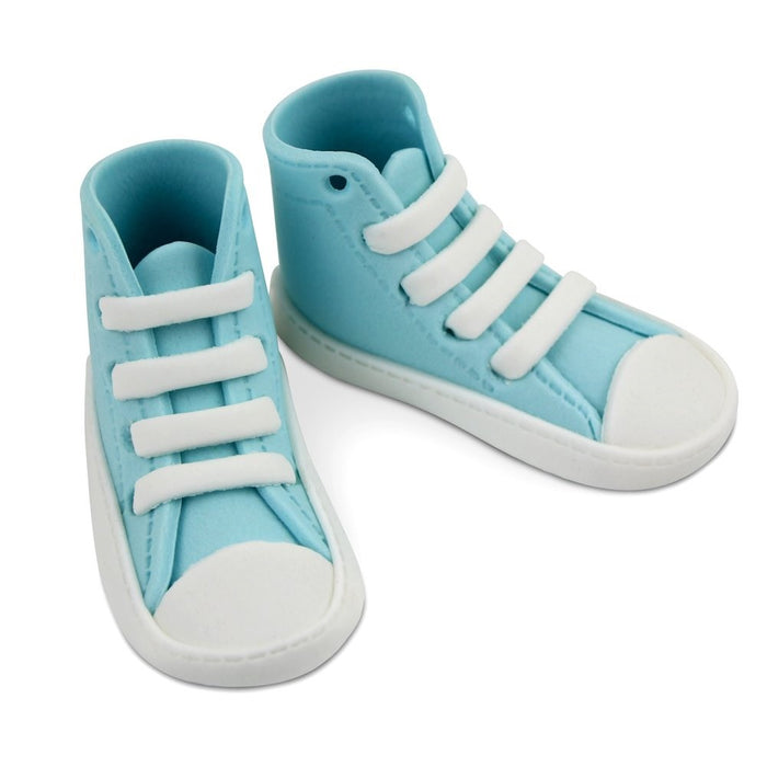 PME Edible High Top Sneakers - Blue