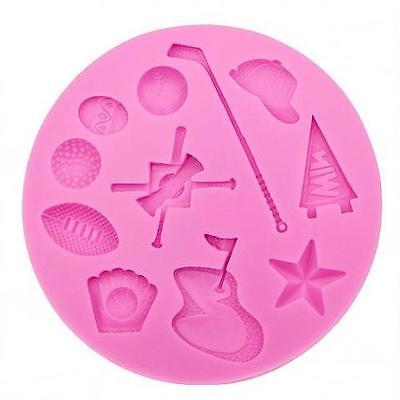 Multi Sports Silicone Mould