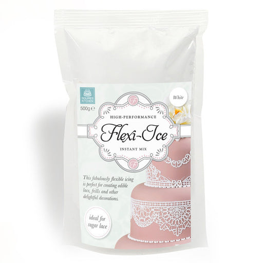 SK Instant Mix Flexi-Ice Lace - White 500g