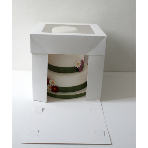 10 Inch Stacked Cake Box