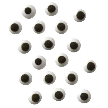 PME Sugar Decorations - Eyes 24/pk