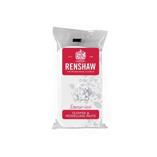 Renshaw White Flower Modelling Paste 250g