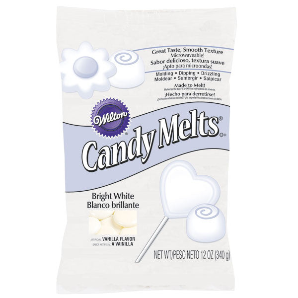 Wilton Candy Melts- Bright White