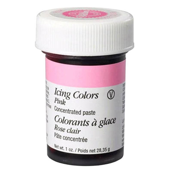 Wilton Pink Icing Colour