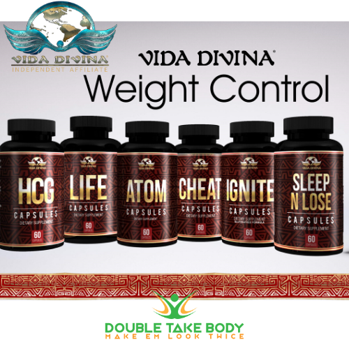 Vida Divina Weight Release Products Collection