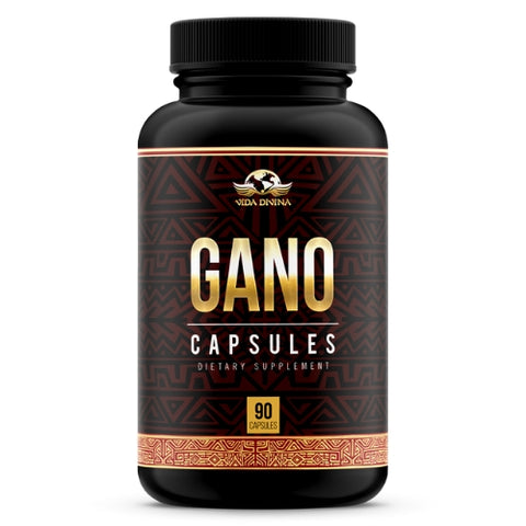Vida Divina® Gano Capsules - Double Take Body