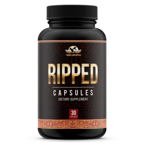 Vida Divina® Ripped Capsules - Double Take Body