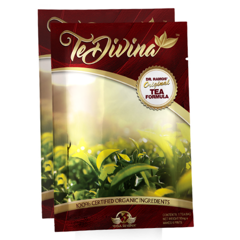 TeDivina® Original Detox Tea - Double Take Body