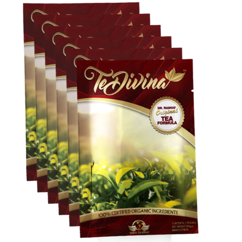 TeDivina® The Original Detox Tea from Vida Divina® - Double Take Body