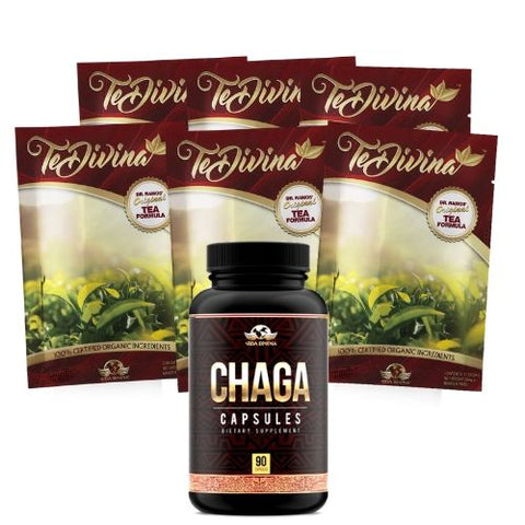 Chaga, Te-Divina Combo - Double Take Body