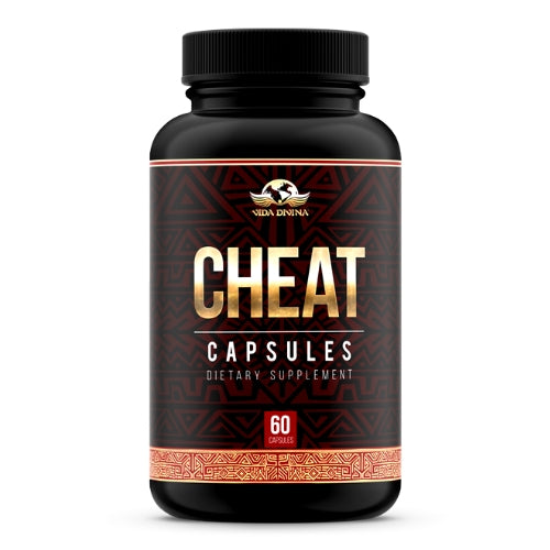 Vida Divina® Cheat Capsules - Double Take Body