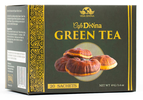 Cafe Divina Green Tea-Double Take Body