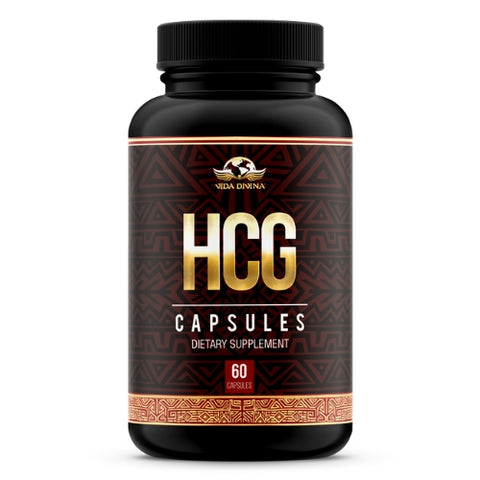 Vida Divina® HCG Reactor Capsules - Double Take Body