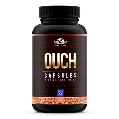 Vida Divina® OUCH capsules - Double Take Body
