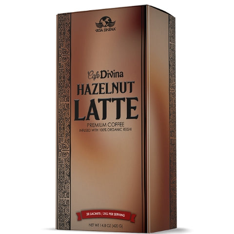Vida Divina® Hazelnut Latte Premium Coffee - Double Take Body