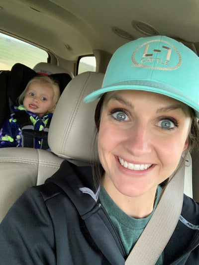 Motherhood Win: Driving Without a Destination
