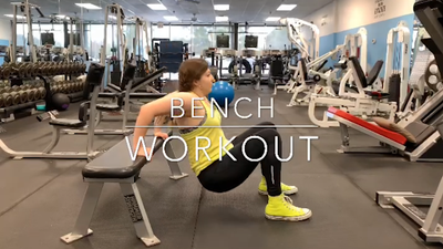 Your Guide to a Perfect Bench Workout