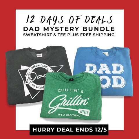 Dad Mystery Bundle - 12 Days Of Deals