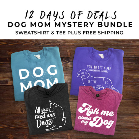 Dog Mom Mystery Bundle - 12 Days Of Deals