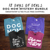 Image of Dog Mom Mystery Bundle - 12 Days Of Deals