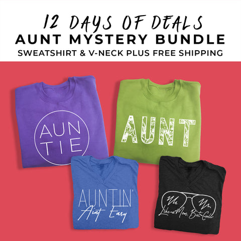 Aunt Mystery Bundle - 12 Days Of Deals