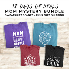 Mom Mystery Bundle - 12 Days Of Deals