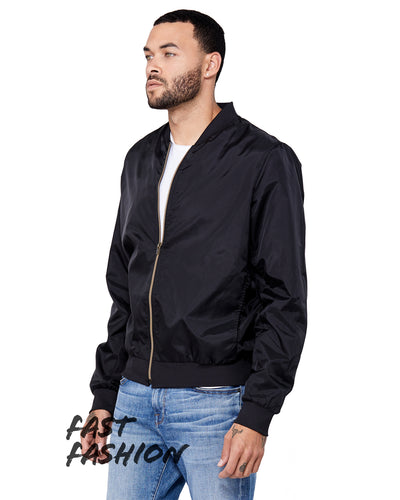 Black - Bomber Jacket