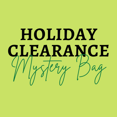 Holiday Clearance Mystery Bag