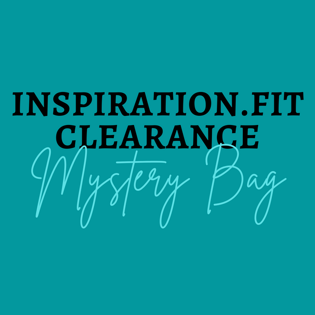 Inspiration.Fit Clearance Mystery Bag