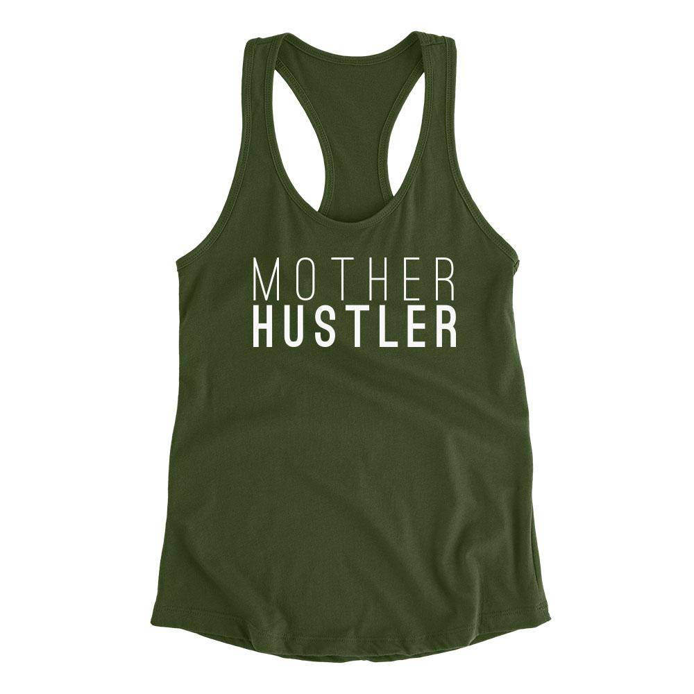 Mother Hustler - Fitted Tank
