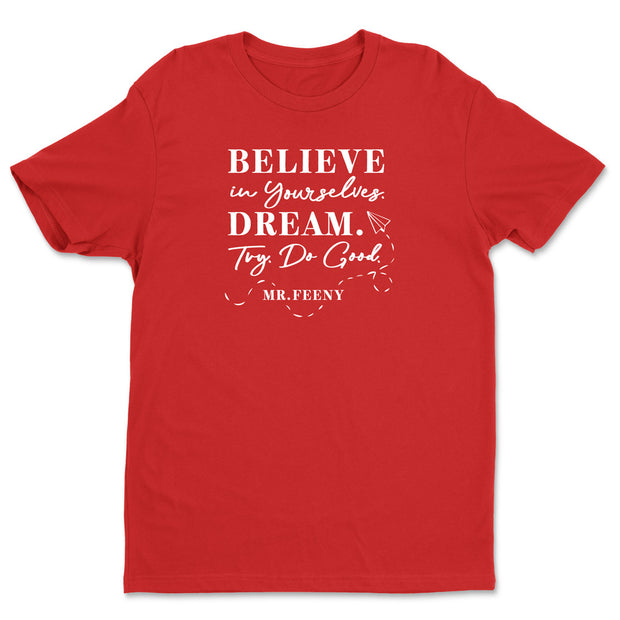 Believe In Yourselves - Unisex Crew