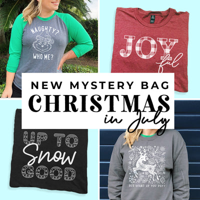 Christmas In July - Mystery Bag