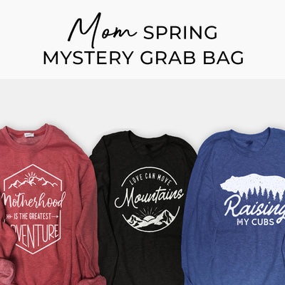 Mom Spring Mystery Grab Bag