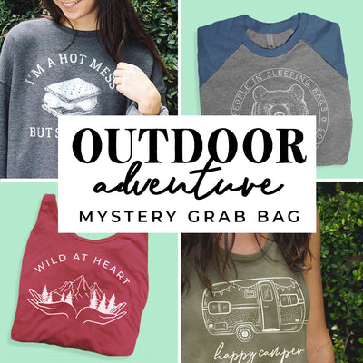 Outdoor Adventure - Mystery Grab Bag