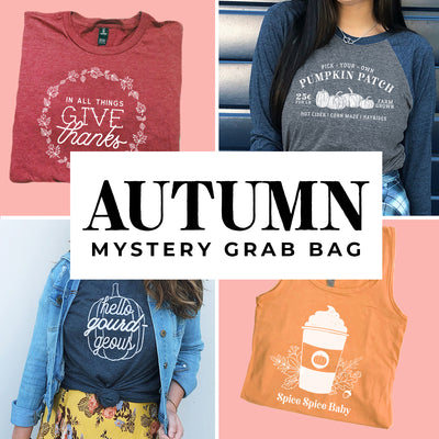 Autumn - Mystery Grab Bag