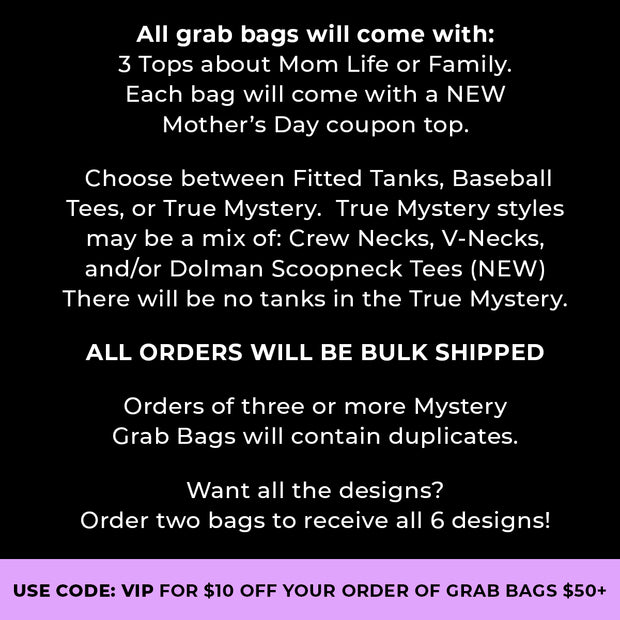 Mega Mother's Day - Mystery Bag