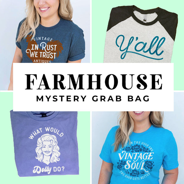 Farmhouse Mystery Grab Bag