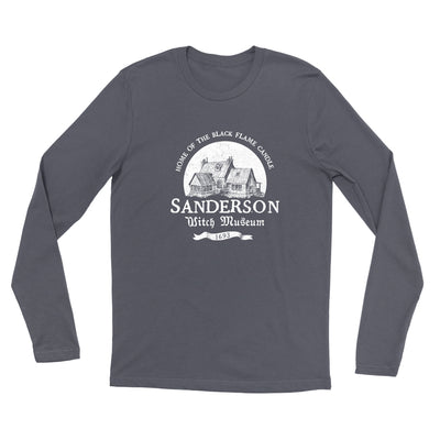 Sanderson Witch Museum - Bella Canvas Long Sleeve