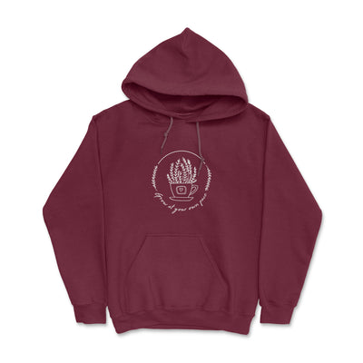 Grow At Your Own Pace- Hoodie