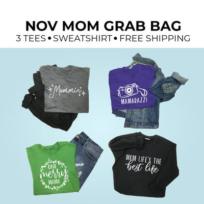 November Mom Grab Bag - Limited Edition