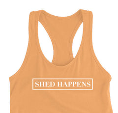 Shed Happens - Fitted Tank